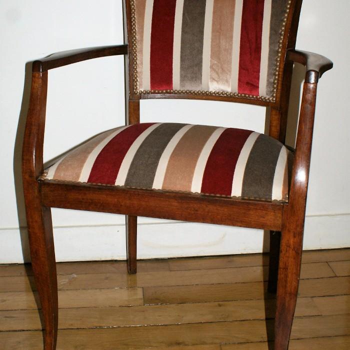 fauteuil bureau après