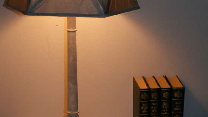 Lampe grises